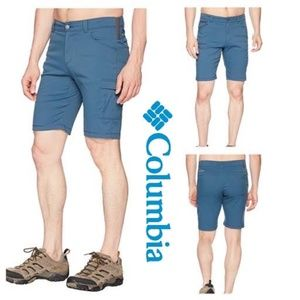 NWT COLUMBIA Outdoor Elements Stretch Shorts
